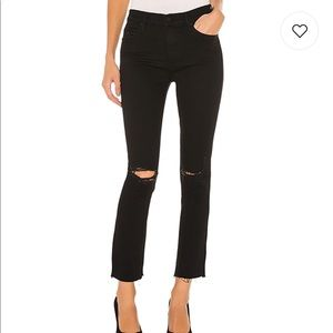 Black Mother skinny jeans